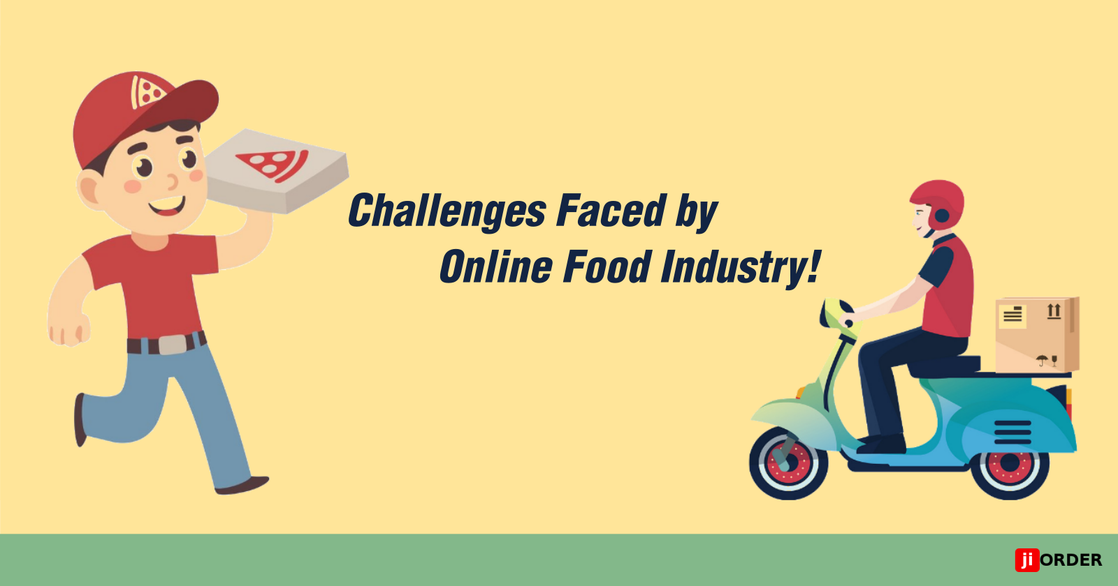 Most Probable Challenges Online Food Industry Faces!