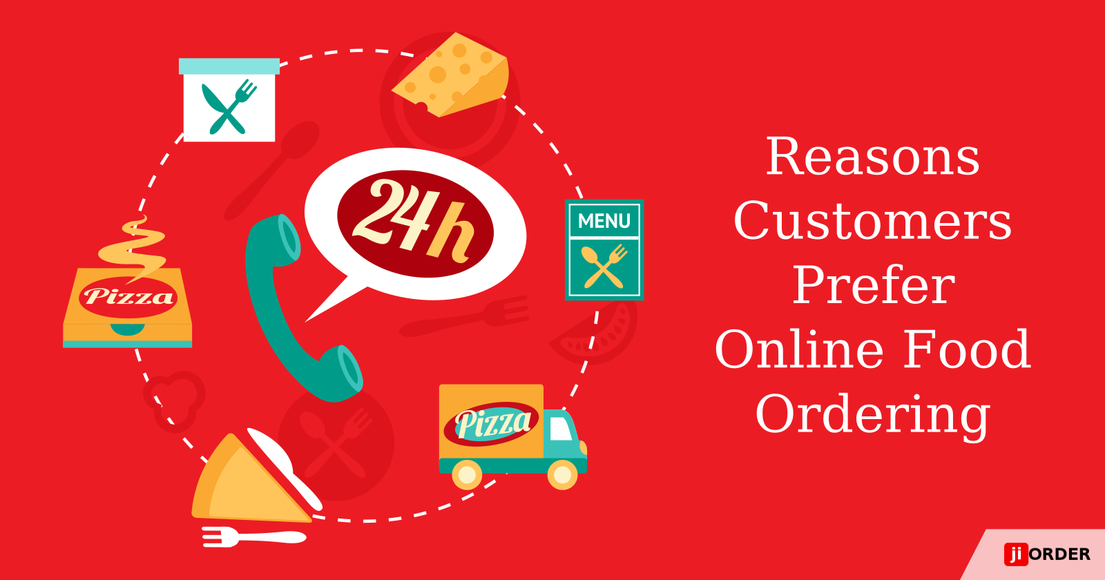 Why Customers Prefer Online Food Ordering System?