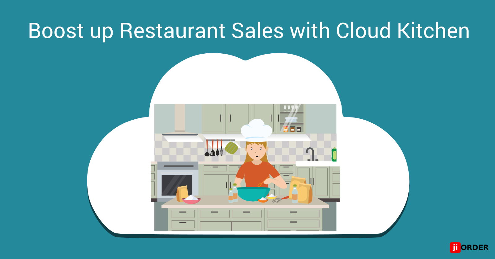 Cloud Kitchens: The Secret Recipe for your Restaurant's Success