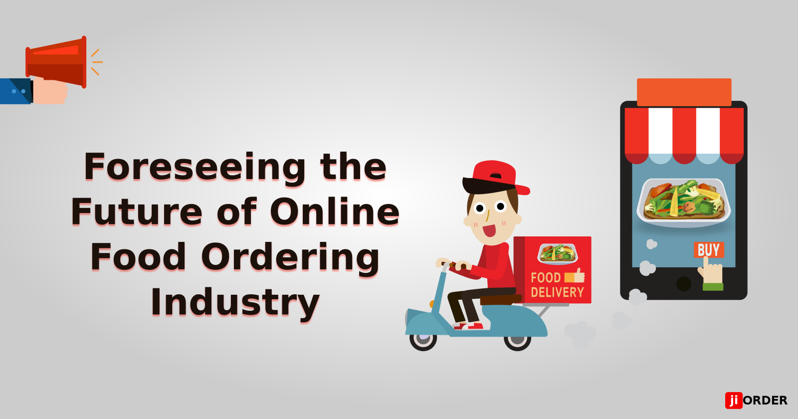 How Technology will Transform the Future of Online Food Ordering System?