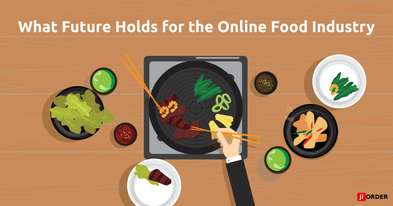 Embracing New Niches in Online Food Industry