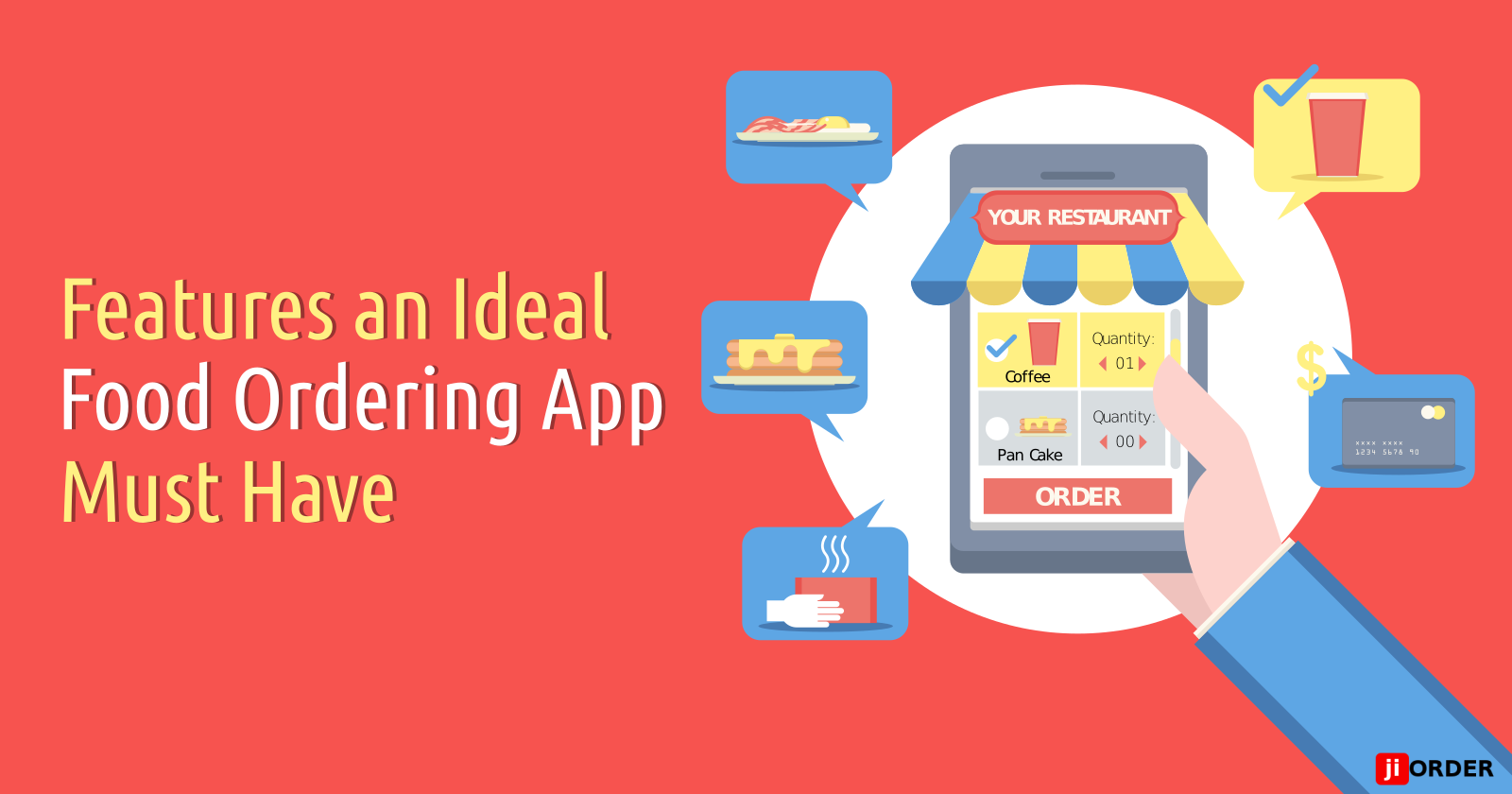 Must Have Features Your Restaurant App Needs