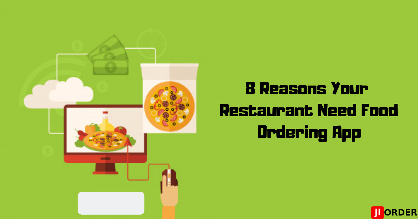 Grow Your Restaurant Business With Mobile Food Ordering App