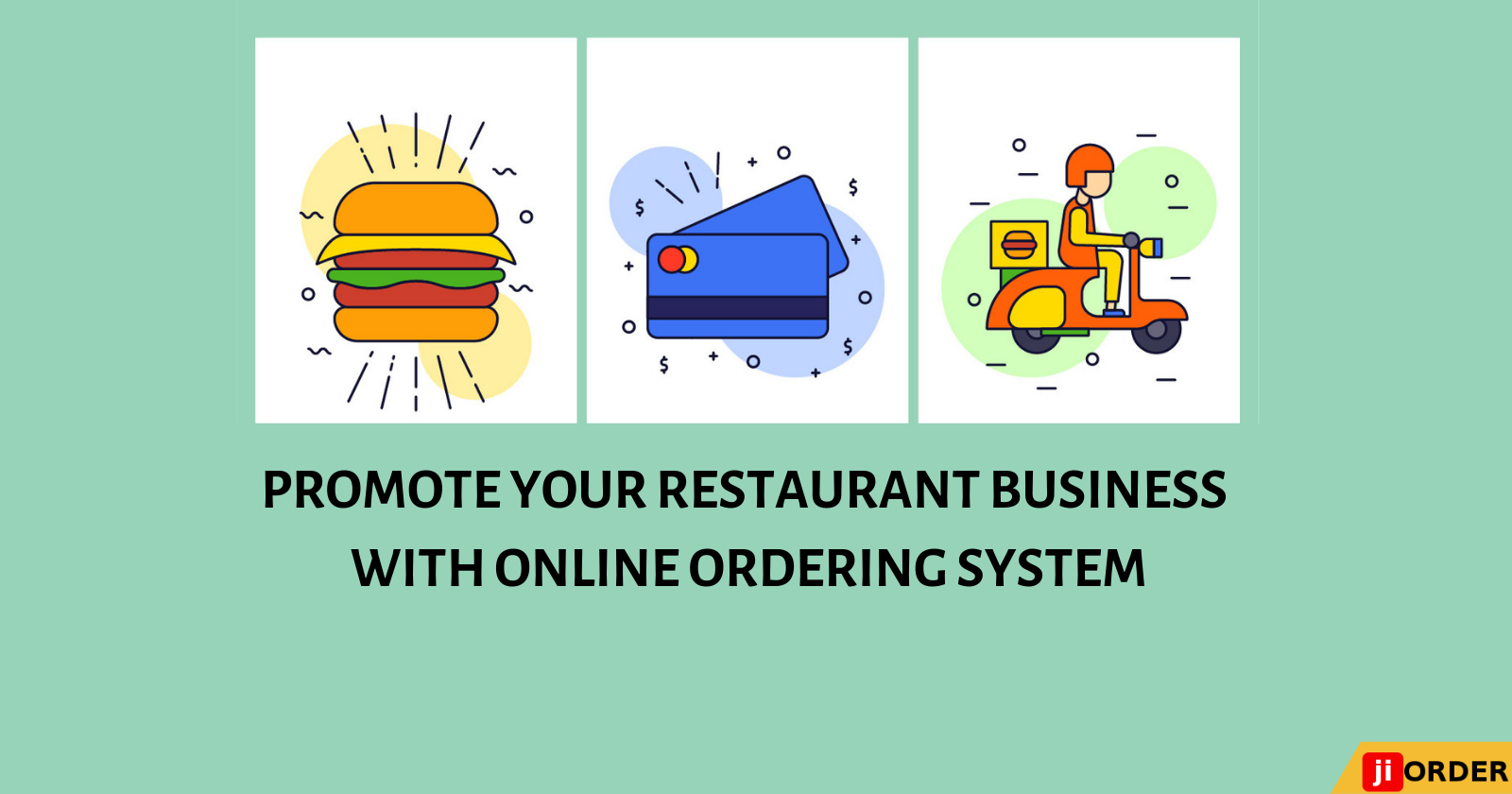 Improve Online Ordering Of Food With Digital And Video Images